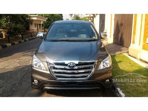 2015 Toyota Kijang Innova G Mt jual mobil toyota kijang innova 2015 g 2 0 di dki jakarta