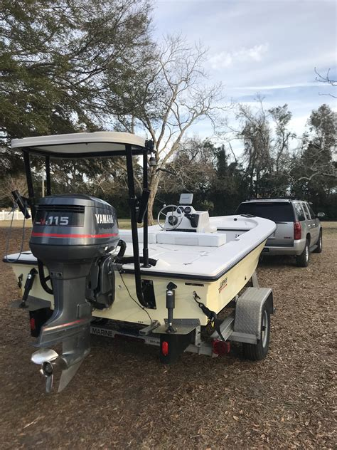 hewes lappy boats 1998 hewes lappy redfisher 18 boats for sale mbgforum