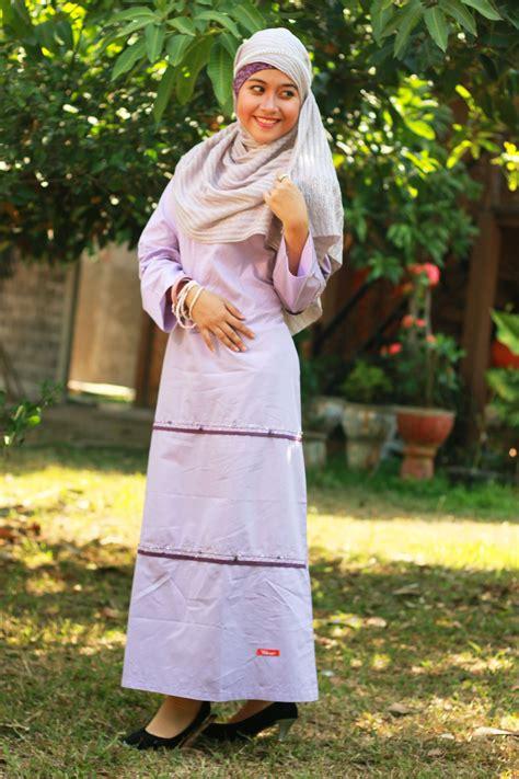 cara menghasilkan warna ungu muda gamis nibras nb 25 ungu muda merah maroon hijab