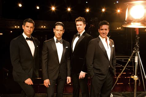 by il divo il divo takes 196 250 il divo a musical affair the greatest