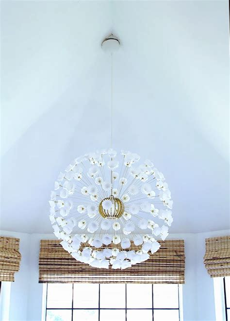 diy sputnik chandelier 10 awesome diy brass light fixtures a beautiful mess