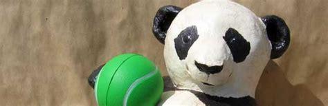 How To Make A Paper Mache Panda - paper mache tutorials ultimate paper mache