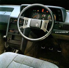 Laci Dashboard Galant Sigma 81 renault fuego interieur renault car