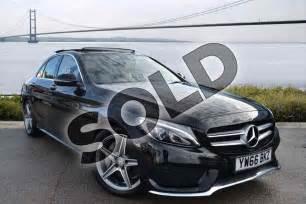 Mercedes Co Uk Used Mercedes C Class Diesel C300h Amg Line Premium 4dr