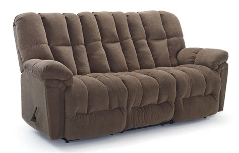 plush recliners lucas casual plush reclining sofa with full coverage