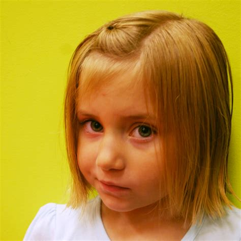 reverse bob hairstyle photos for kids little girl bob 171 shear madness haircuts for kids