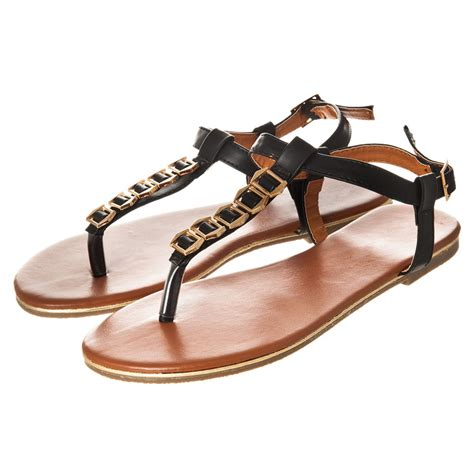 sandals with straps around the ankle flat ankle sandal miss from miss