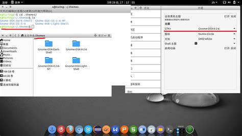 install themes with gnome tweak tool installing a theme with the gnome tweak tool ask ubuntu