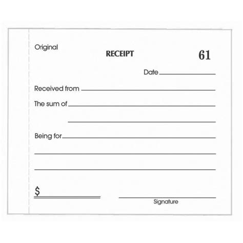 free receipt template editable and blank sales receipt template and form exle