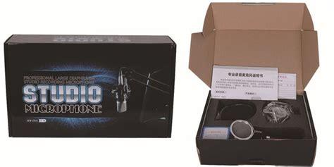 New Paket Karaoke Mikrofon Recording Studio Mic Bm 800 bm8000 ktv