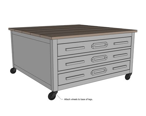ana white end table with drawer ana white 6 drawer library coffee table diy projects