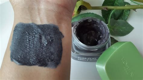 Loreal Clay Mask Detoxify l oreal clay mask detox and brighten review