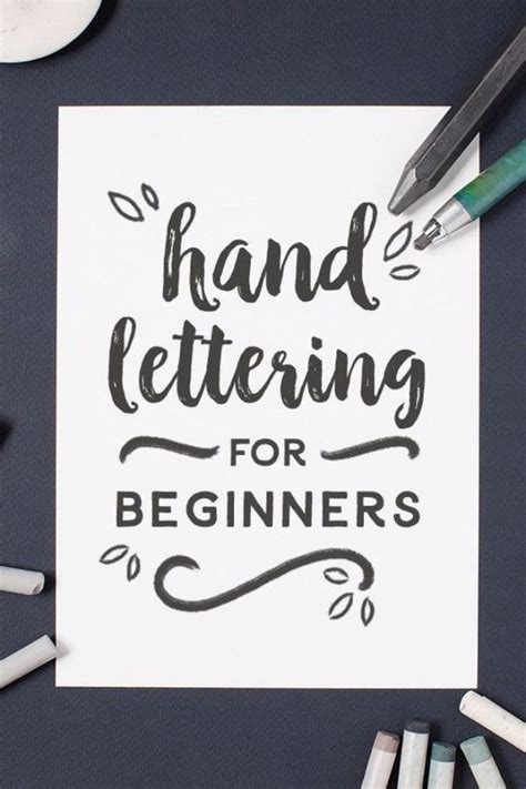 hand lettering tutorial for beginners 34 brush lettering tutorials you need in your crafting arsenal