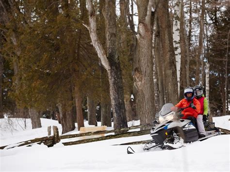Snowmobile Rental Door County by 6 Reasons Why Door County Is A Must Visit Winter Destination