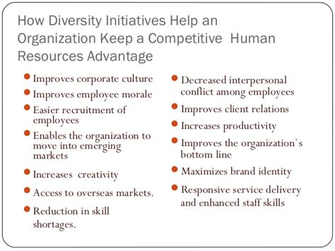 diversity benefits organizations and communities simma managing diversity at workplace
