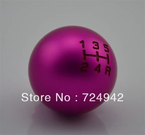 Pink Shift Knob by Jdm Fd2 Gear Shift Knob 5 Speed 6 Speed Pink Pink Fd2
