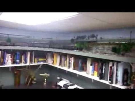 Basement Layout Plans by Joe S O Gauge Railroad Shelf Layout Youtube