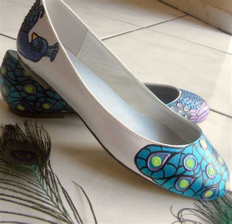 peacock shoes flats 17 best images about peacock shoes flats on