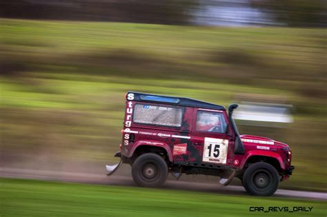 racing land rover land rover defender challenge race series wraps epic 2015