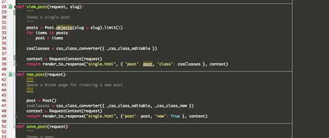 django tutorial code python django unboundlocalerror while calling a different