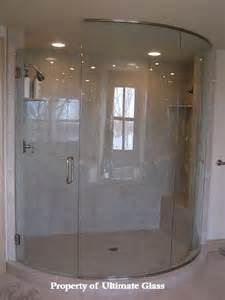 curved glass shower doors ultimate glass mirror inc specializing in custom glass