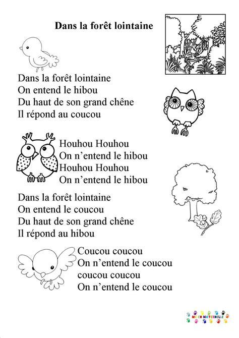 chansons comptines page 3 mc en maternelle