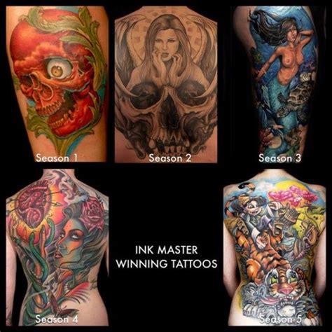 jason clay dunn ink master winning tattoos season 1 5
