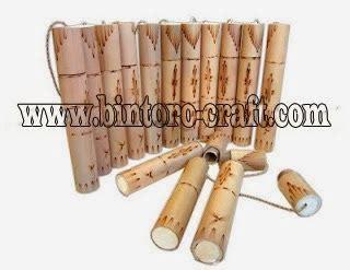 Undangan Samson Bambu Penuh 16 souvenir pernikahan jual undangan bambu di www bintoro