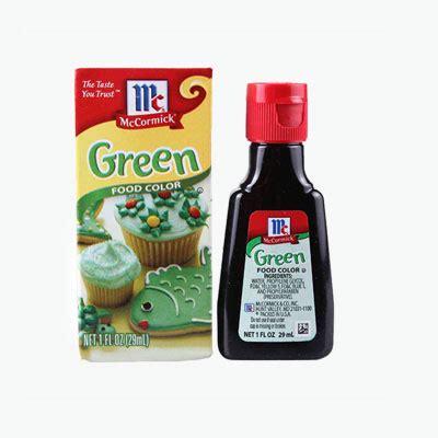 green food coloring mccormick green food coloring 29ml