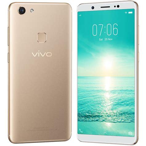 Vivo V7 Smartphone Gold 32gb 4gb Gransi Resmi Vivo mobile phones v7 dual sim 32gb lte 4g gold 4gb ram 190512 vivo quickmobile quickmobile