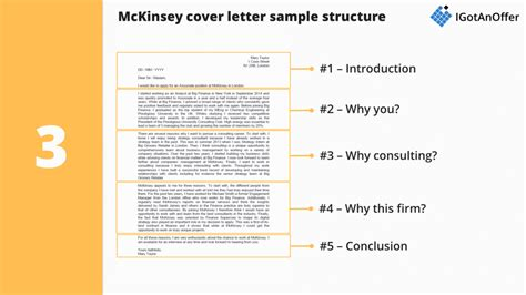 Cover Letter Mckinsey Application