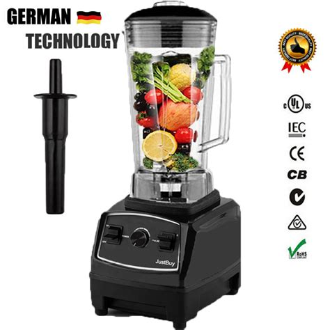 no 1 quality bpa free 3hp 2l heavy duty commercial blender