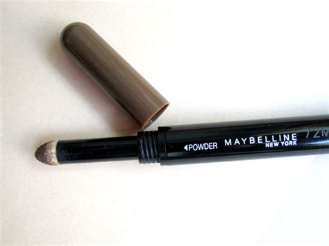 Maybelline Fashion Brow Duo Shapener maybelline fashion brow duo shaper brown review