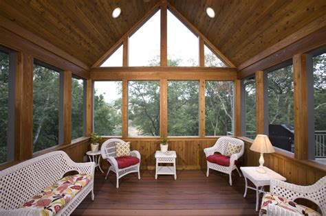 3 season porch designs 3 season screened porch rustic porch minneapolis by kraemer sons