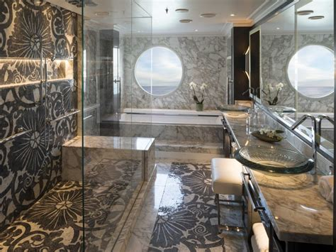 world most expensive bathroom the 10 most luxurious cruise ships in the world the o