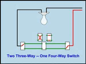 can i three light switches controlling one light