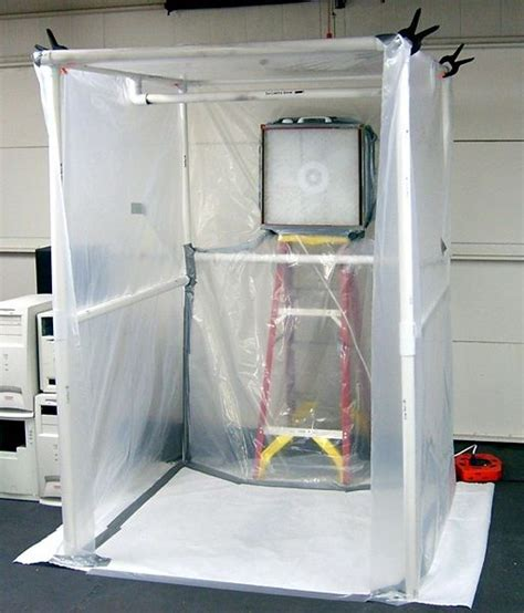 cabinet shop spray booth paint booth two gals goods pinterest diy and crafts