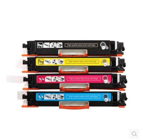compatible cf350a cf351a cf352a cf353a 130a color toner