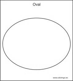 oval yellow oval colouring pages page 2
