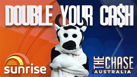 Competitions To Win Money Australia - channel 7 sunrise cash cow win double your cash wi australian competitions
