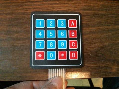 pull up resistor keypad arduino keypad resistors 28 images resistor network keypad 28 images calculator numeric