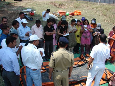 Mba In Disaster Management Distance Learning by File Of Teachers Of Pune On Disaster