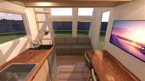 introducing  anchor bay  tiny house plans tiny house design