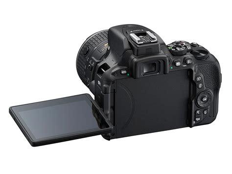 nikon d5500 nikon d5500 spiegelreflexkamera mit touchdisplay