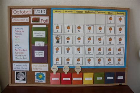 how to make your own pocket calendar make your own montessori style calendar it
