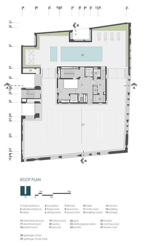 floor plan of residential house gallery of sipan residential building ryra studio 20