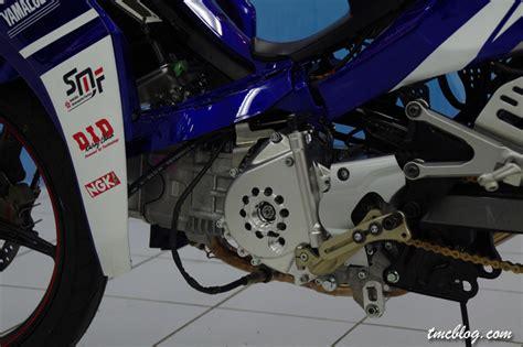 Gear Set Yamaha Jupiter Z1 z1 racing 22 tmc motonews