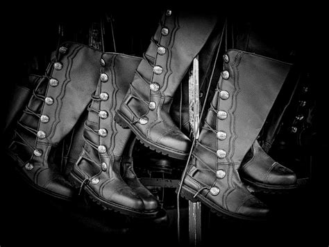 These Boots Are Made Forpaintin by These Boots Were Made For Walking Photograph By Robin Zygelman