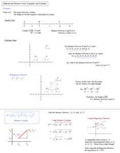 midpoint formula worksheets davezan