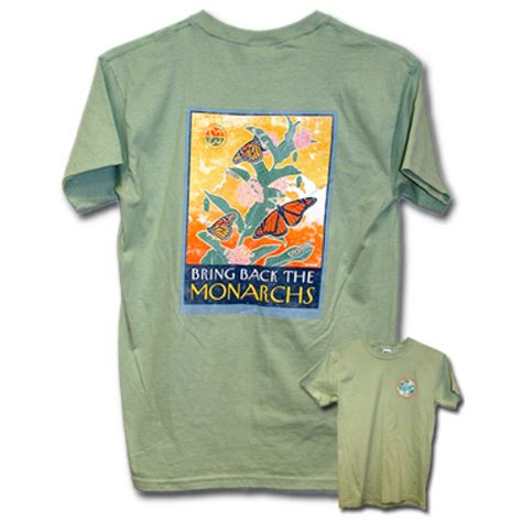 Monarch T Shirt bring back the monarchs t shirt monarch